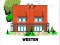 Ansicht Westen | KLICK = Foto vergrößern