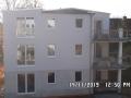 Ansicht Haus A Nord | KLICK = Foto vergrößern