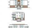 Ansichten Haus A | KLICK = Foto vergrößern