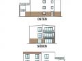 Ansichten Haus B | KLICK = Foto vergrößern