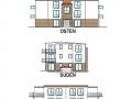 Ansichten Haus A   KLICK = Foto vergrößern